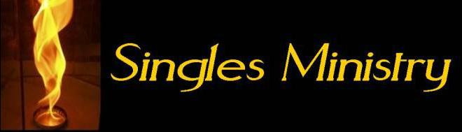 Christian singles ministry